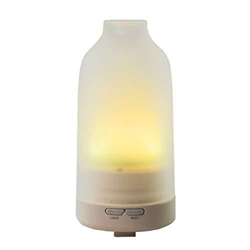 LuxTai geurdispenser voor etherische olie, 100 ml, ultrasone aromatherapie, geurdispenser voor oliën, met instelbare modus, zonder water