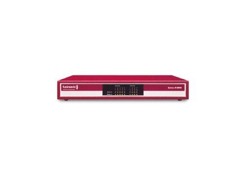 Funkwerk Dabendorf Bintec R3800 SHDSL Router für den high-Speed Internet Access/VPN Verbindungen/Datenrate bis zu 9/2 Mbit/s/4x2-Draht-Leitungen