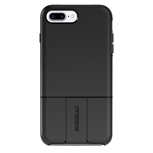 OtterBox uniVERSE SERIES Module/Swappable Case for iPhone 8 PLUS & iPhone 7 PLUS (ONLY) - Retail Packaging - BLACK