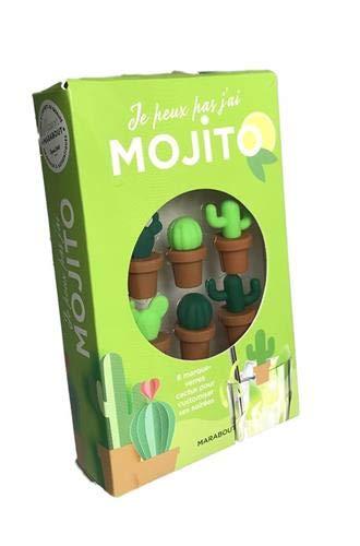 Coffret marque-verres Mojito Party