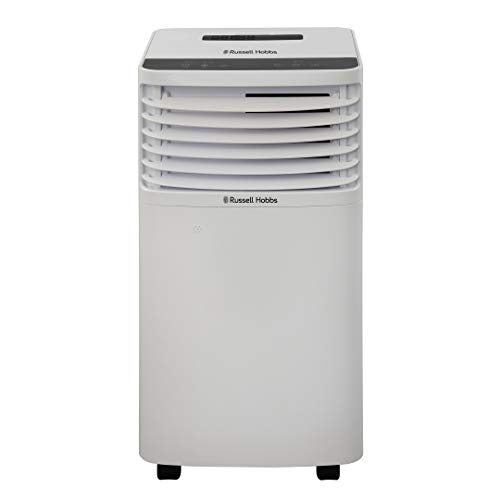 Russell Hobbs RHPAC3001 Air Conditioner, 670 W, 1 Liter, Grey