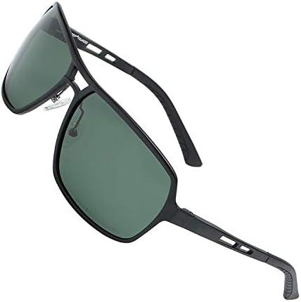 Xloop Polarized Aircraft Aluminum Aviator Fashion Driving Sunglasses For Women Men product image
