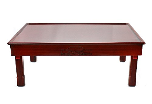 Excelife 86150 Multi Folding Wooden Korean Tea Table M Size, Medium