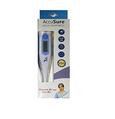 Dr.Gene MT- 32 Best Digital Medical Thermometer (Baby and Adult Thermometer) - Oral and Rectal Thermometer for Children Babies Fever Indicator - 2019 High Quality