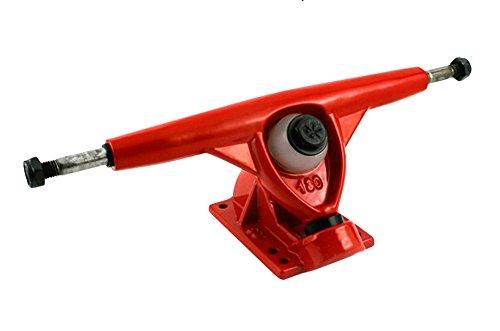 Randal RII Skate Longboard Trucks 180mm Red. Ejes de Longboard (Set 2)