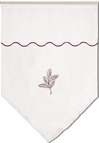 Startex Enveloppe Polyester Blanc/Lilas 60 x 90 cm