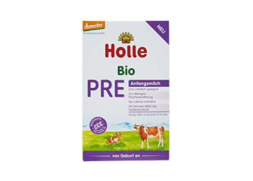 Holle Bio-Anfangsmilch PRE,400g
