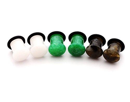 0g jade plugs - 6