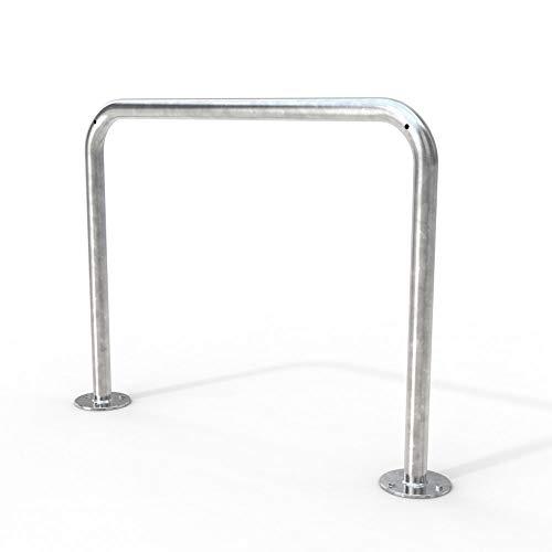 Fahrradständer Fahrrad Anlehnbügel 9141 2000mm zum Aufdübeln