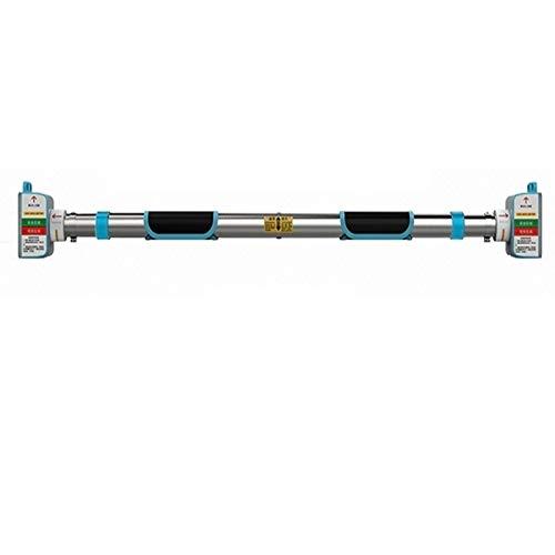 Barra Dominadas Barra De Pull-up Portátil, Barra Horizontal del Entrenamiento De La Fuerza del Gimnasio del Hogar, 78-145cm Longitud Ajustable Barra De Acero Inoxidable (Size : 78-103cm)