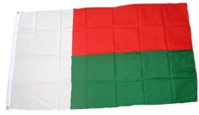 Fahne / Flagge Madagaskar NEU 90 x 150 cm Flaggen