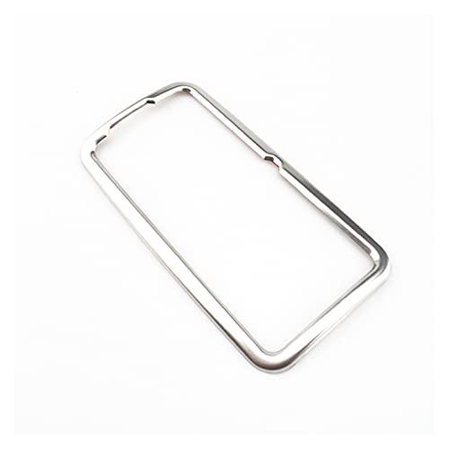 FENGFENG Sun Can Accesorios para automóviles ABS Chrome ELECTRÓNICO Handbrake Button Tap Tapa Fit para Volvo XC60 V60 XC70 S60 S80 2010-2014 (Color Name : Switch Box)
