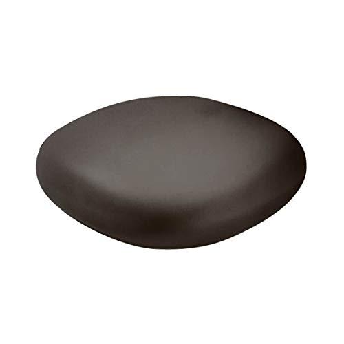 Slide Chubby Pouf bas/Table basse Chocolat