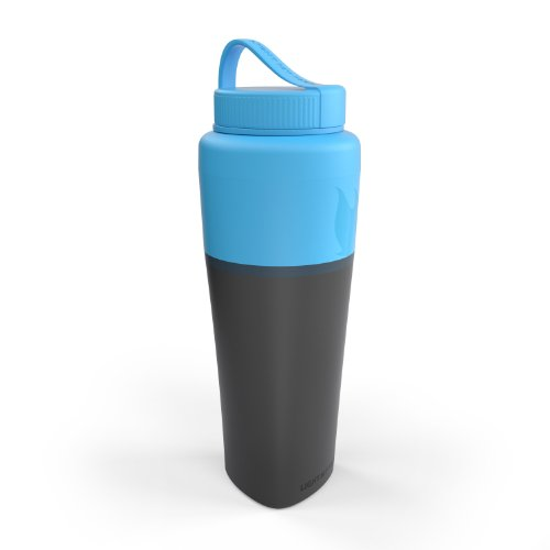 Light My Fire Pack-up Bottle Bouteille rétractable Bleu