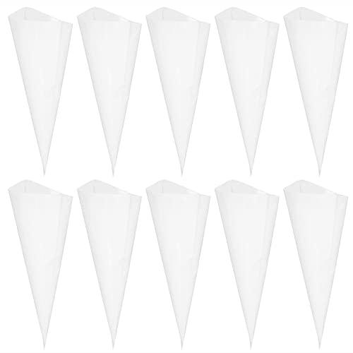 Scicalife 50 Unidades de Bolsas de Lechada de Azulejos Bolsas Útiles de Mortero de Mampostería Bolsas Resistentes a La Rotura