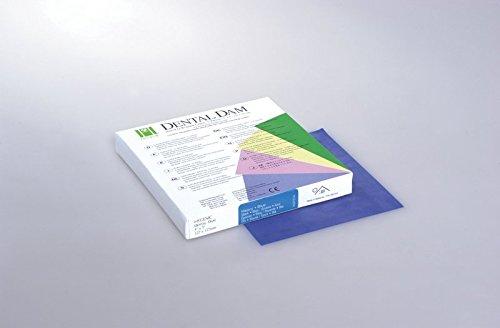 It is very popular HYG Dental Dam 5x5 Thin Bx Ranking TOP7 52 Green
