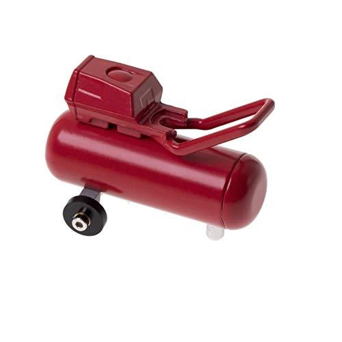 Ellenbogenorthese-LQ Nueva Bomba de Aire de la Bomba de inflado del compresor de Aire de la decoración del Metal para RC Crawler Axial SCX10 TRX4 CC01, D