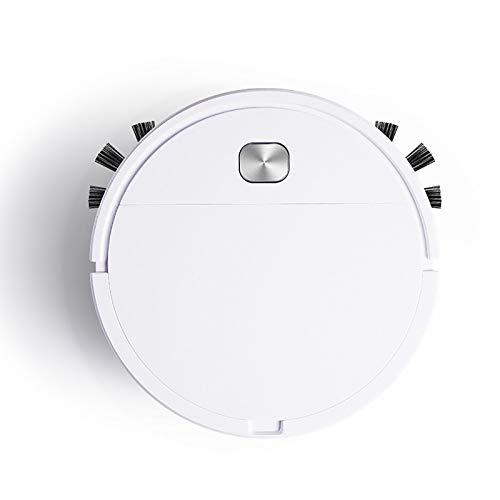 GAKIN 1 Stück Set Smart Auto Staubsauger Robotic Kehrmaschine für Haus und Wohnung Hartböden und Florteppiche