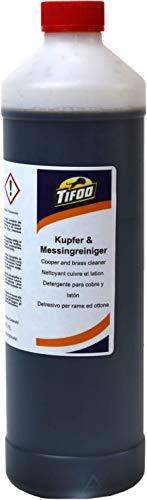 Kupferreiniger/Messingreiniger (1000 ml) - Metall reinigen, Politur, Tauchbad