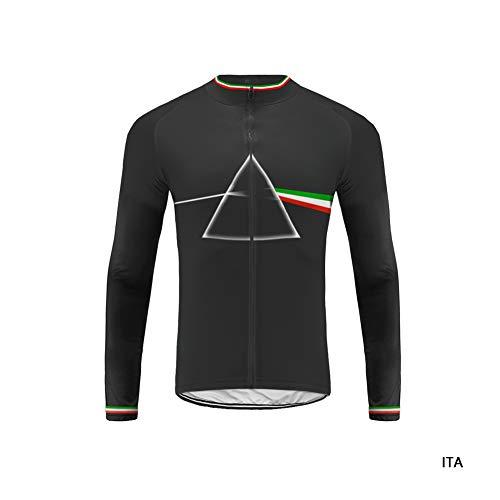 Uglyfrog Magliette Jersey Uomo MTB Manica Lunga Camicia Top Abbigliamento Ciclismo Autunno Style CXMX13