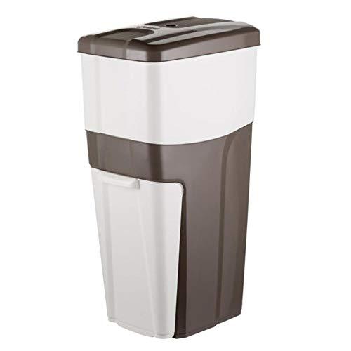 *Bama Spa Mülleimer 3 Fach Sortierer Mülltrenner Abfalleimer Müllsortierer Mülltrennsystem*