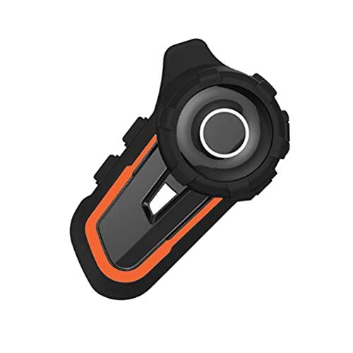 Jxfrice Sistemas de comunicación del casco de la motocicleta, Intercomunicador Bluetooth del casco, Intercomunicador inalámbrico de los sistemas de comunicación del intercomunicador manos libres