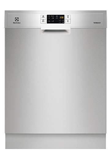 Electrolux esf5545lox autonome 13places A + + + Spülmaschine–Geschirrspülmaschinen (autonome, Edelstahl, Full Size (60cm), Edelstahl, Knöpfe, LED)