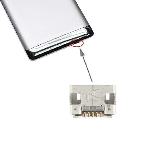 Liluyao Partes móviles Cargador de Conector de Cola for Lenovo K910 A850 S939 S720 A706 S650