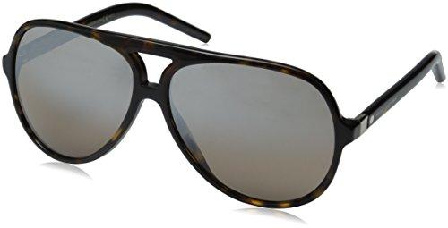 Marc Jacobs Unisex-Erwachsene MARC 70/S 36 086 60 Sonnenbrille, Braun (Dark Havana/Bw Brown)