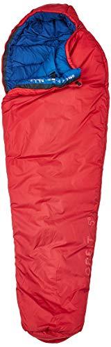 Deuter Unisex-Adult Orbit -5° Schlafsack, Cranberry-Steel, One Size