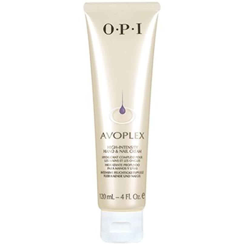 手入れデザイナーお酒Opi Avoplex High Intensity Hand and Nail Cream, 4 Fluid Ounce Personal Healthcare / Health Care by HealthCare [並行輸入品]