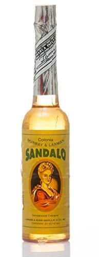 Agua de Sandalo (Coloni Sandalo) 70ml original aus Peru, beruhigt, harmonisiert und gleicht aus (221ml)
