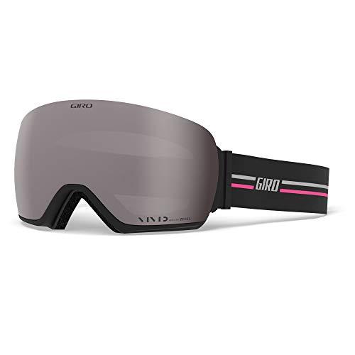 Giro Snow Damen LUSI Skibrille, gp pink Vivid Onyx/Vivid Infrared, Einheitsgröße