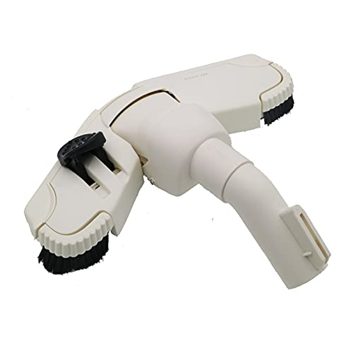 ZRNG Accesorios de aspiradora de 32 mm Gama Completa de Cepillo Cabeza Ajuste para Philips FC8398 FC9076 FC9078 FC8607 FC82 ** FC83 ** FC90 * Series La instalación es Simple y fácil de Usar.