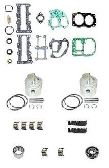 For Sale! TSM Performance Powerhead Rebuild Kit Johnson & Evinrude 9.9-15hp, 1993 & Up