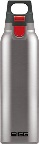 Sigg Hot & Cold ONE Brushed Thermo Trinkflasche (0.5 L), schadstofffreie...