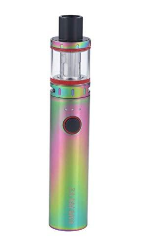 SMOK Vape Pen V2 E Zigarette mit 1600mAh, Regenbogen, 3ml Tankvolumen
