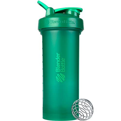 BlenderBottle Classic V2 Shaker Bottle, 45-Ounce, Emerald Green