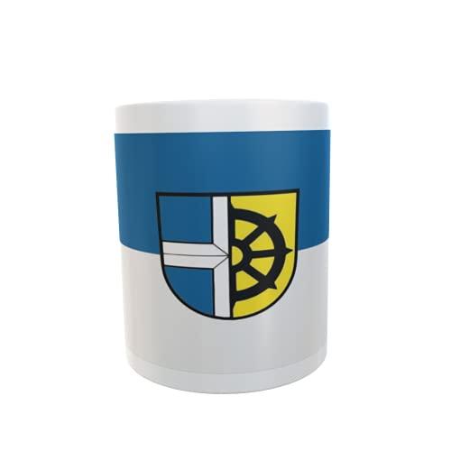 U24 Tasse Kaffeebecher Mug Cup Flagge Oberhausen-Rheinhausen
