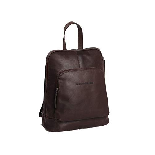 The Chesterfield Brand Wax Pull-Up Naomi City Rucksack Leder 34 cm
