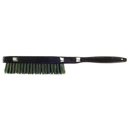 Royalty By Brush King Wave Brush #730-7 row Hard Waves Brush - Great for 360 Wave Brush for Wolfing - From the Maker of Torino Pro Waves Brush