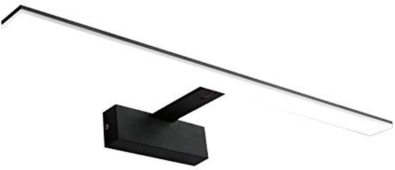 YHEGV Spiegel Scheinwerfer modernen minimalistischen Bad Nordic spiegelleuchte wasserdicht feuchtigkeitsdichten Bad badezimmerspiegel Schrank Lampe verstellbare Spiegel Scheinwerfer (gre  42  1