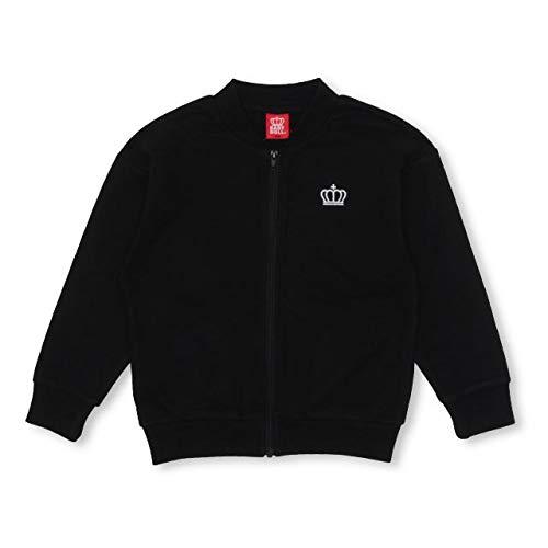 BABYDOLL(ベビードール)バック ロゴ リフレクター ジャケット 3885K (ボトム別売) 90cm ブラック