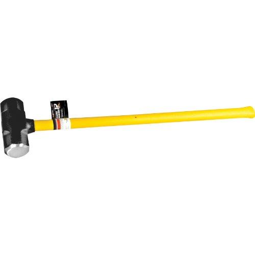 Performance Tool M7115 12-Pound Sledge Hammer With Fiberglass Handle