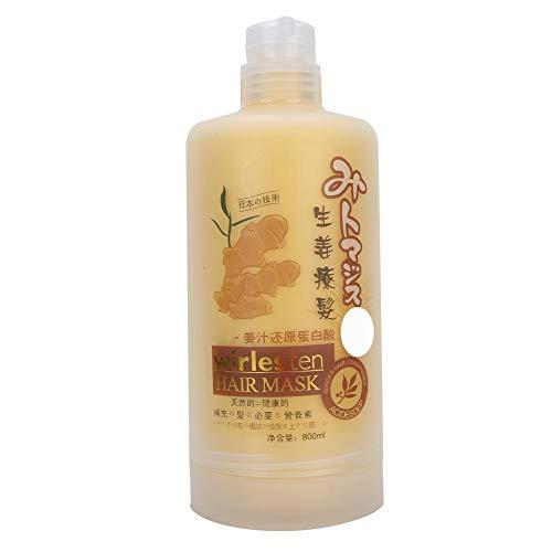 Masque Hydratant pour les Cheveux, Revitalisant Hydratant pour les Cheveux, Revitalisant Nourrissant à Base de Plantes Réparateur qui Redonne de la brillance et Réduit le Cuir Chevelu qui Démange