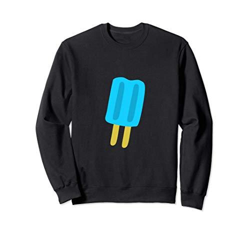 Polo helado azul Sudadera