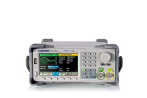 Siglent Technologies SDG1062X Series Dual-Channel Function/Arbitrary Waveform generators