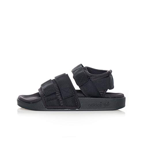 adidas Sandalo Donna Adilette Sandal 2.0 W CG6623 (37 - CBLACK-CBLACK)