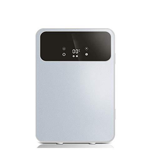 Mini-Nevera Mini Nevera eléctrica refrigerador de 20 litros Calentador portátil Coche Refrigerador...
