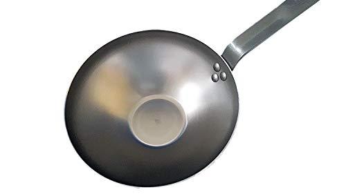 Zimmermann Hochwertiger Kleiner Wok Eisen 24 cm De Buyer Wokpfanne Pfanne Mineral B Element